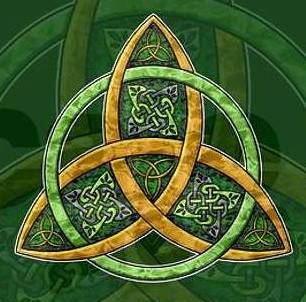 Celtic Trinity - Green